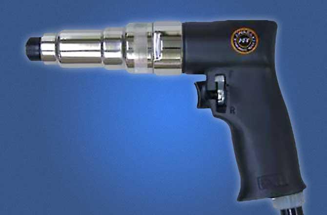 KPT-SD150 pistol grip roller clutch air screwdriver