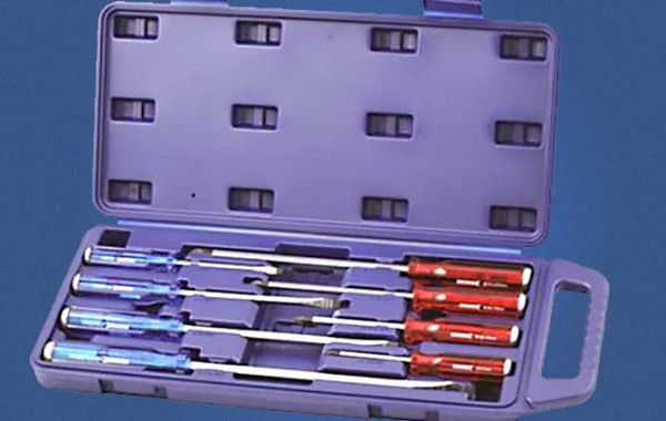 Thru-Tang Screwdriver Set